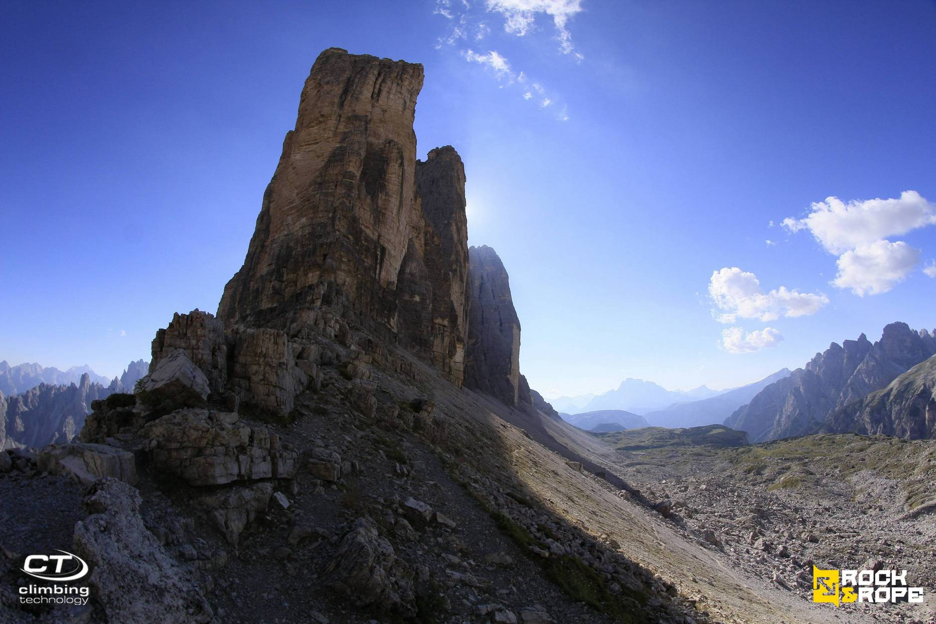 Short story about Tre Cime and Anti Cime / Blog / Rock&Rope Team